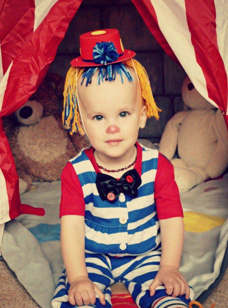 Ádám - Bohóc (2 éves)
