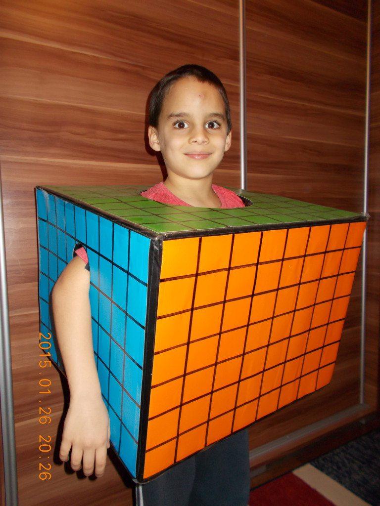 Bűvöskocka - Bakai Balázs 7 éves