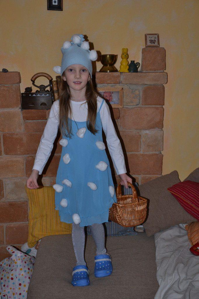 Schenk Boglárka, 6 éves
