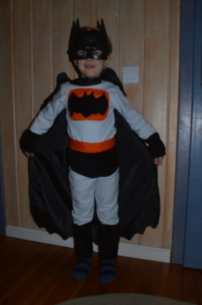 Batman - Bói Barnabás