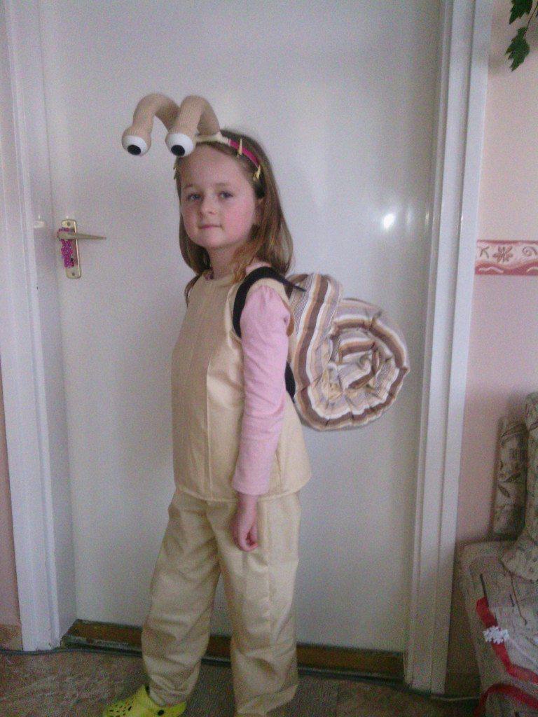 Csiga - Kukoda Vivien (6 éves)