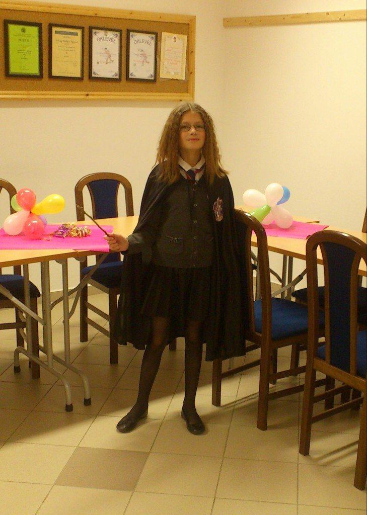 Hermione - Eős Réka Julianna, 11 éves