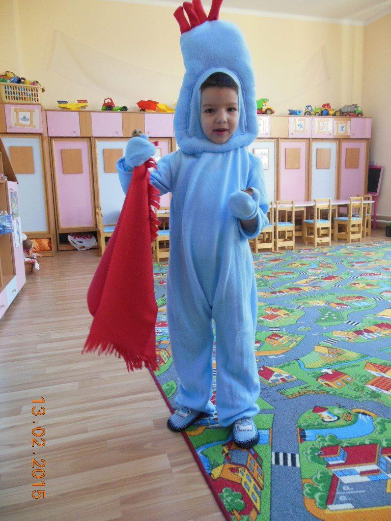 Iglipigli - Szűcs Ábel, 5 éves