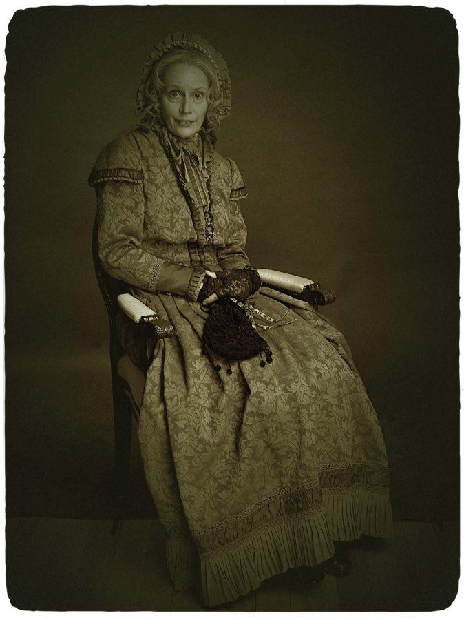 Thalvizer Karola grófnő (Nagy-Kálózy Eszter)