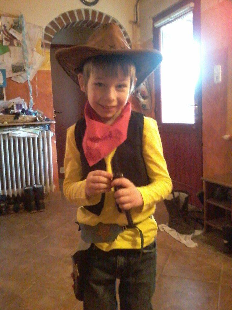 Méhes Levente - Lucky Luke (6 éves)