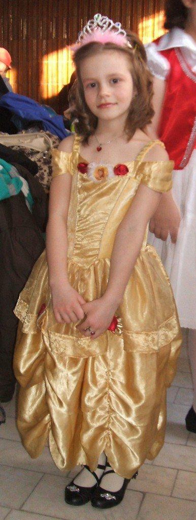 Maróti Johanna - Belle hercegnő a Szépség és a Szörnyetegből