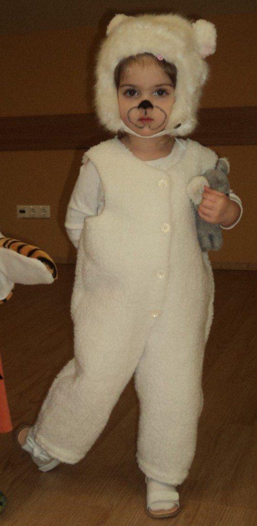 Petrusz Izabella - Jegesmedve (2 és fél éves)