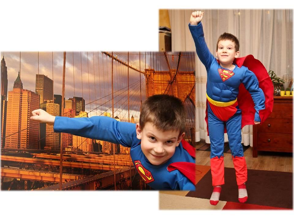 Superman - Mányik Bence Máté