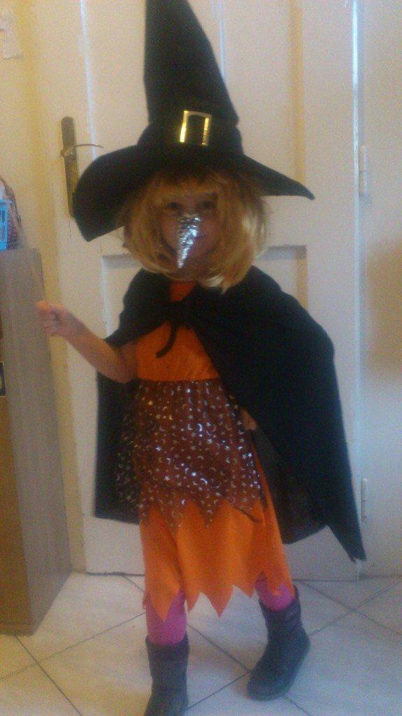 boszorkány - Rattoni Lia, 4 éves