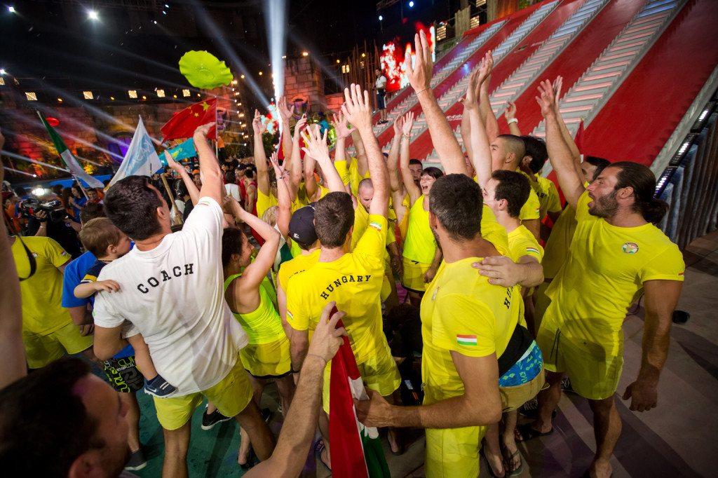 Játék Határok Nélkül 2015 - Döntő
