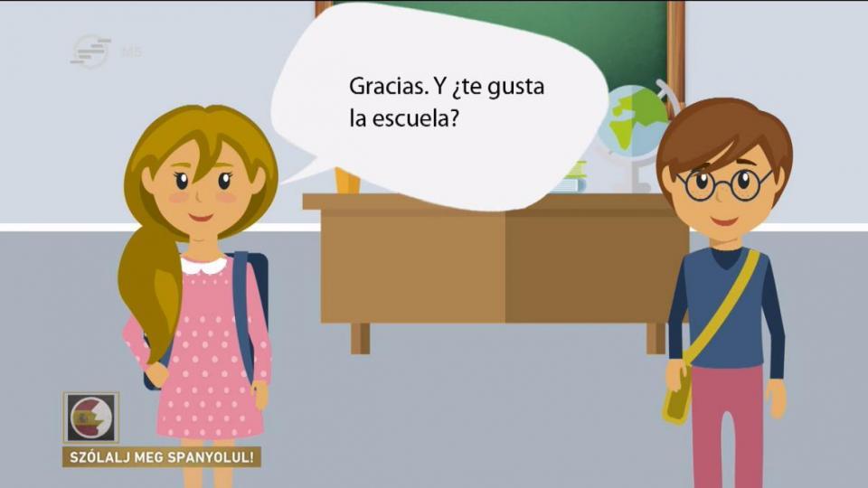 Bemutatkozás spanyolul