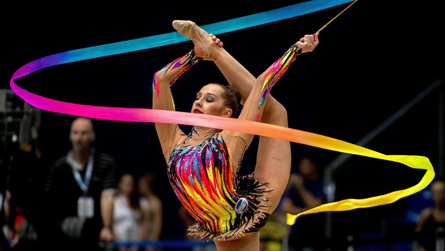 ritmikus gimnasztika eb az m4 sporton m233diaklikk