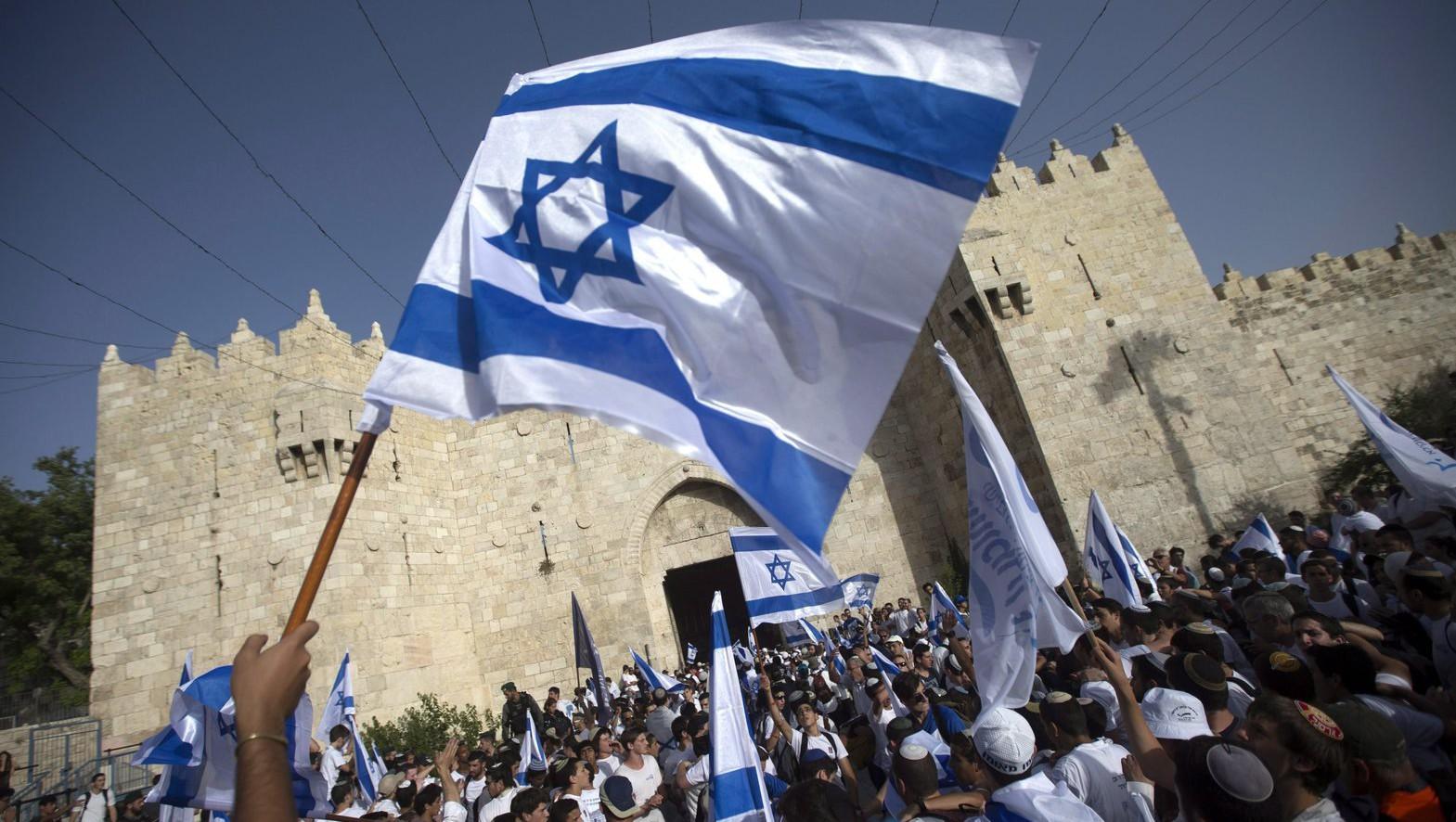 A Halljad Izrael! május 26-án péntek délután fél kettőkor, avagy a zsinagógai naptár szerint 5777 Sziván hó 1. napján.